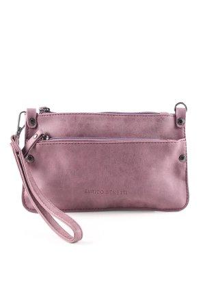 Enrico Benetti Mini sac rose style décontracté
