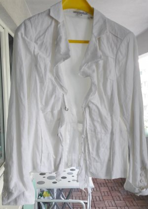 Bandolera Blazer white
