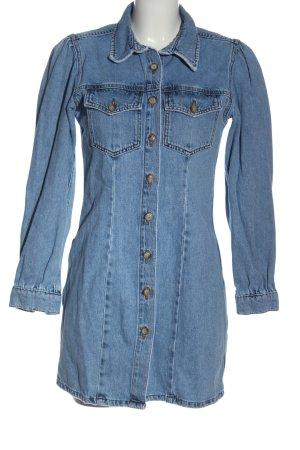 Envii Denim Dress blue casual look