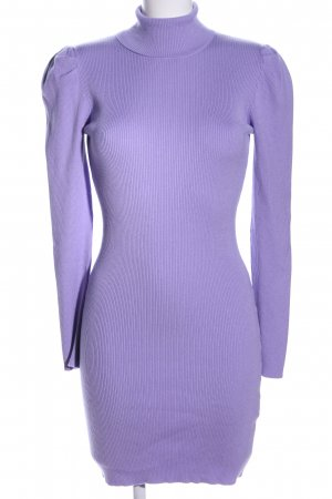 Envii Tube Dress lilac casual look