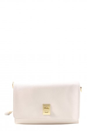 ENVY Torebka mini w kolorze białej wełny Elegancki