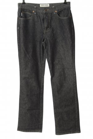 Enyce Boot Cut Jeans light grey flecked casual look