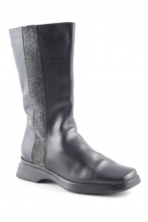 Enzo Logana Winter Boots black casual look