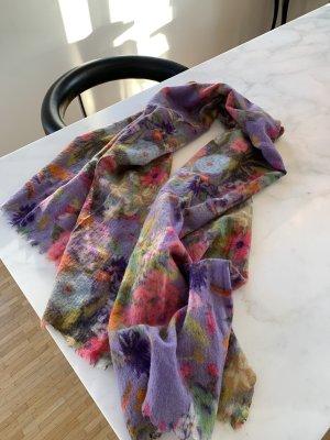 Epice Woolen Scarf multicolored cotton