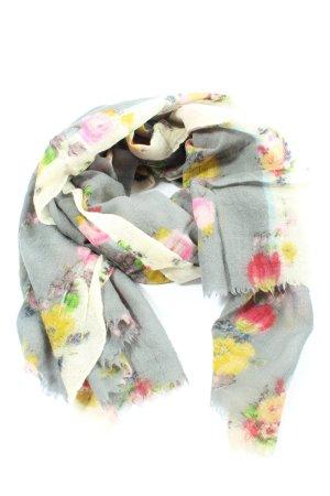 Epice Sciarpa di lana Stampa a tema stile casual
