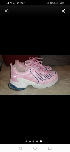 Adidas Originals Sznurowane trampki jasny różowy-różowy