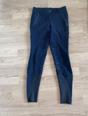 Equiline Pantalone da equitazione blu scuro