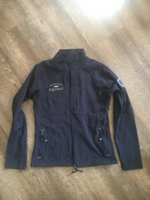 Equipage Chaqueta softshell azul oscuro Poliéster