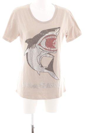 Equipment T-Shirt Motivdruck Casual-Look
