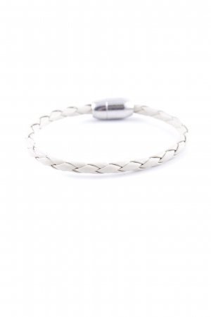 Bangle wit casual uitstraling
