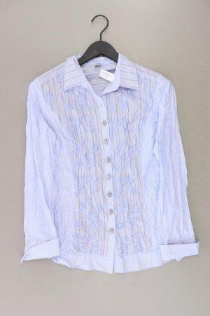 ERFO Bluse Größe 40 gestreift blau