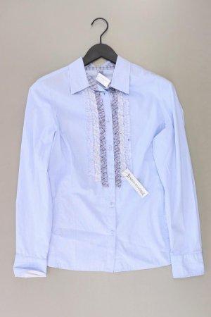 ERFO Bluse Größe 40 neu mit Etikett blau aus Baumwolle