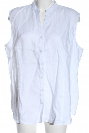 Erfo Linen Blouse white casual look