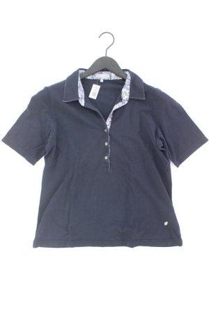 ERFO Top Größe 40 blau aus Baumwolle