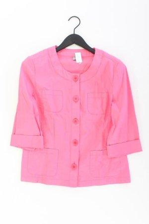 ERFO Übergangsjacke Größe 40 pink aus Baumwolle