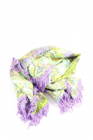 Erfurt Fringed Scarf multicolored casual look