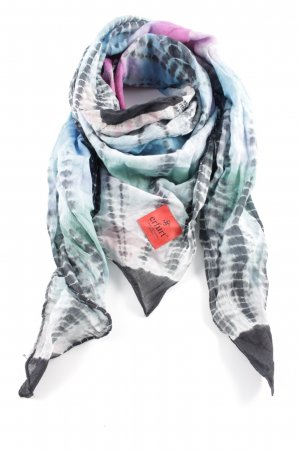 Erfurt Halsdoek abstract patroon casual uitstraling