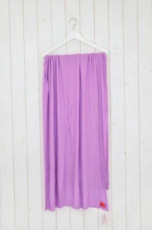 Erfurt Chal veraniego lila-púrpura Viscosa