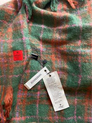 Erfurt Gebreide sjaal veelkleurig
