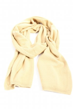 Ergee Knitted Scarf cream casual look