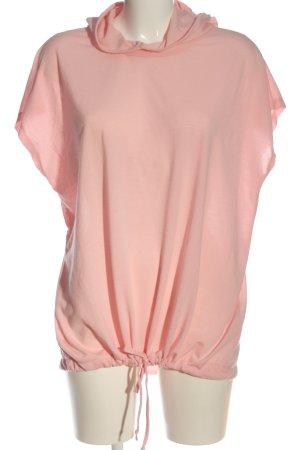 ergeenomixx Camicia con cappuccio rosa stile casual
