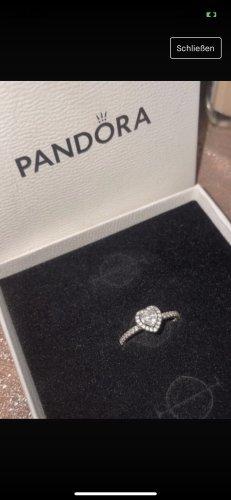 Erhabenes Herz Ring Pandora Damen