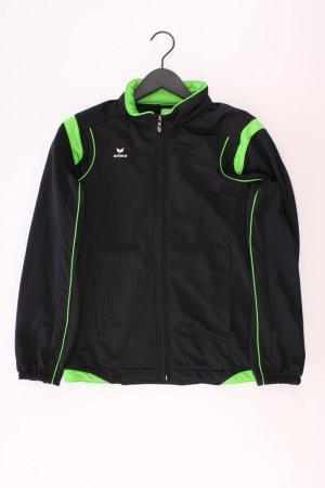 Erima Jacke Größe 40 schwarz aus Polyester
