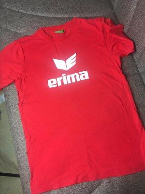 Erima Koszulka basic czerwony-ceglasty