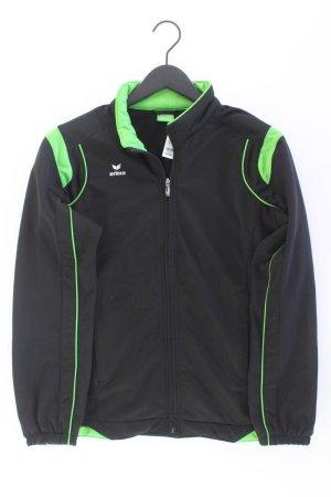 Erima Sportjacke Größe 40 schwarz aus Polyester