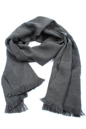Ermenegildo Zegna Bufanda de lana gris claro look casual