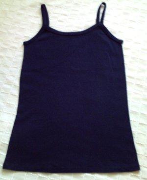 ERNSTING´S FAMILY Damen Unterhemd Achselhemd schwarz Gr. 46
