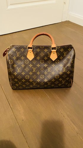 Louis Vuitton Handbag brown-beige