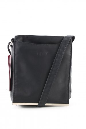 Mini sac noir style décontracté