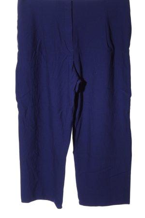 Escada 7/8 Length Trousers blue casual look