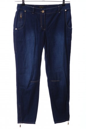 Escada 7/8 Jeans blau Casual-Look