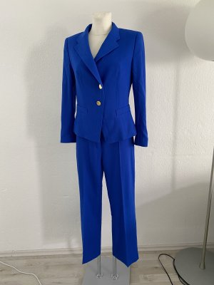 Escada Trouser Suit blue