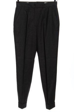 Escada Pantalón de vestir negro estilo «business»