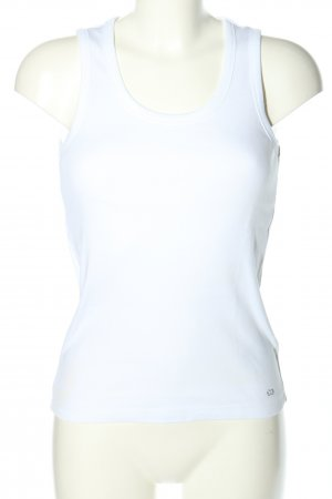 Escada Basic topje wit casual uitstraling