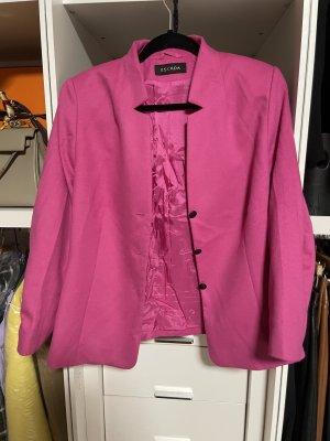 Escada Blazer corto rosa