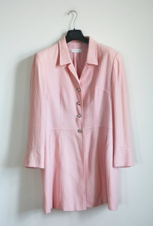 Escada Frock Coat pink mixture fibre
