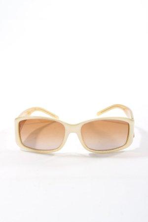 Escada Glasses cream-nude casual look