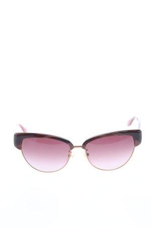 Escada Butterfly Glasses black-pink elegant