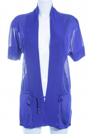 Escada Cardigan blau Casual-Look