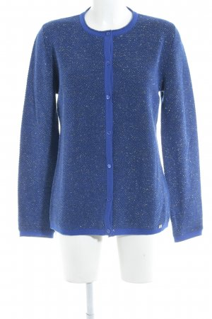 Escada Cardigan meliert Logo-Applikation aus Metall