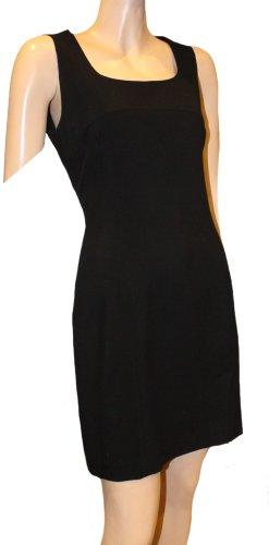 ESCADA Cocktail Kleid schwarz Gr. 38
