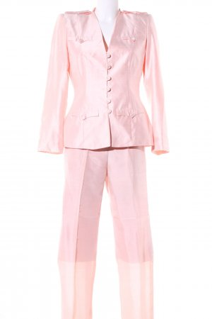 Escada Couture Hosenanzug pink Business-Look
