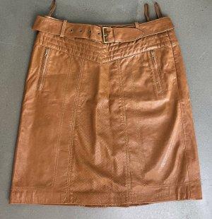 Escada Sport Leather Skirt multicolored leather