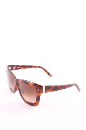 Escada Angular Shaped Sunglasses multicolored street-fashion look