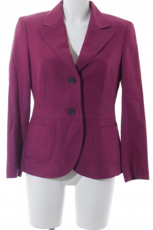 Escada Edition Smoking-Blazer purpur-lila Business-Look