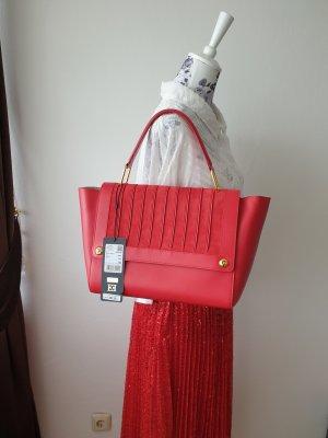 Escada Handtasche Leder